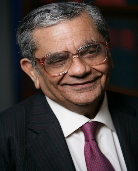 photo of Jagdish N. Bhagwati