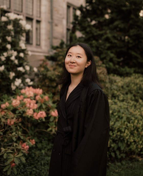 photo of Cecilia Pang