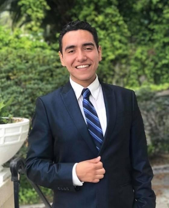 photo of Kevin Ramon Covarrubias