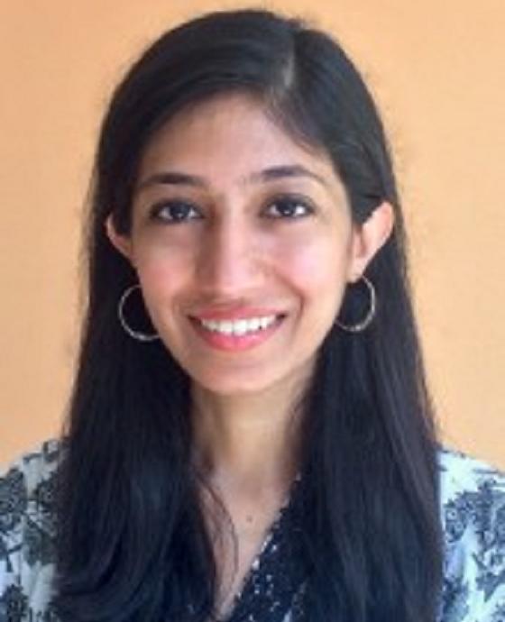 photo of Sarah Khan