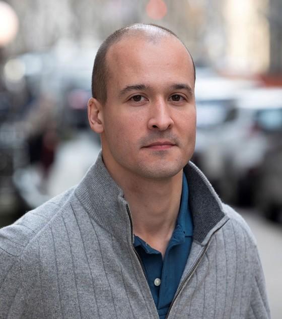 photo of Jonathan G Panter